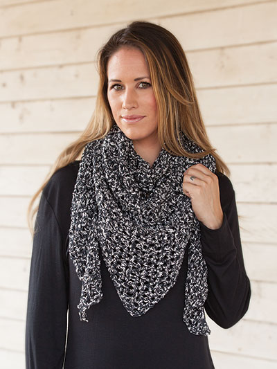 3 in 1 crochet scarf and shawl pattern to download