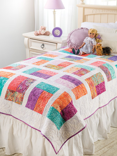 More Quick & Easy Quilts for Kids : easy quilts for kids - Adamdwight.com