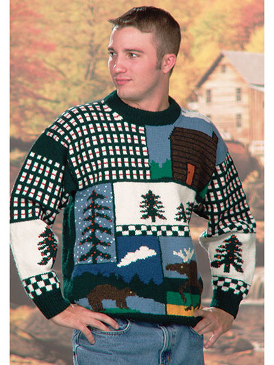 Holiday Sweater Party Knitting Pattern