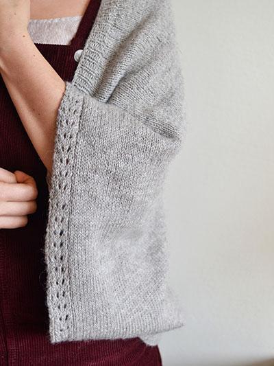 Knit Kimono Knit Pattern A709721