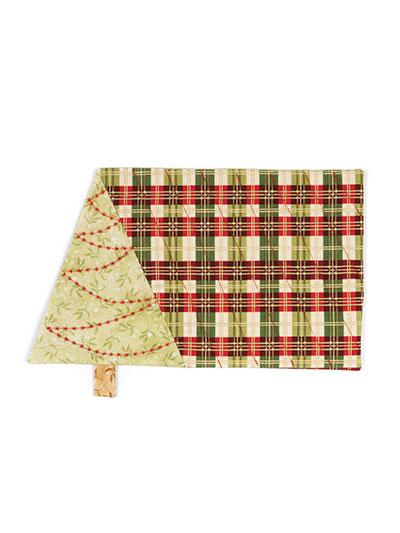 quilt patterns christmas mug rug set pattern