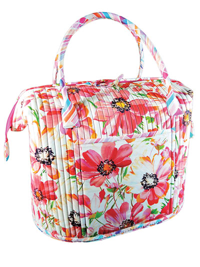 eef7660ad6e2 New Sewing Patterns - Poppins Bag Sewing Pattern with Stainless ...