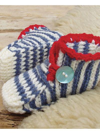 Crochet Baby Booties Socks Wrap And Button Baby Booties Crochet