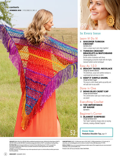 Crochet summer shawl patterns and more to crochet in Crochet for summer