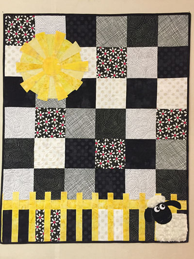 734281737235 The Lamb in the Roses Quilt Pattern. loading. The perfect quilt for your  perfect baby!