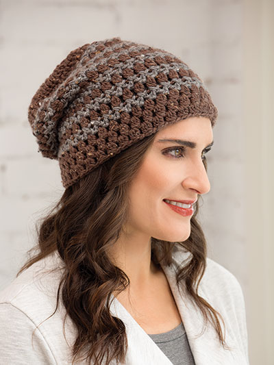 Quick and Easy crochet Hat pattern