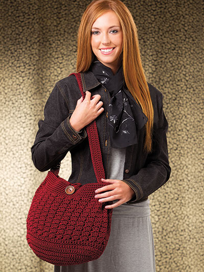 Fast and easy crochet purse pattern