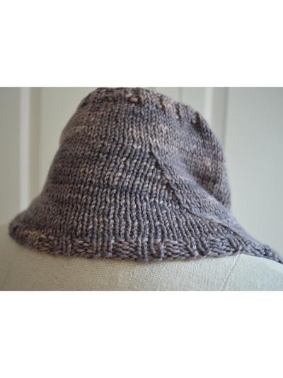 Knitting Patterns Supplies Boho Bandana Knit Pattern