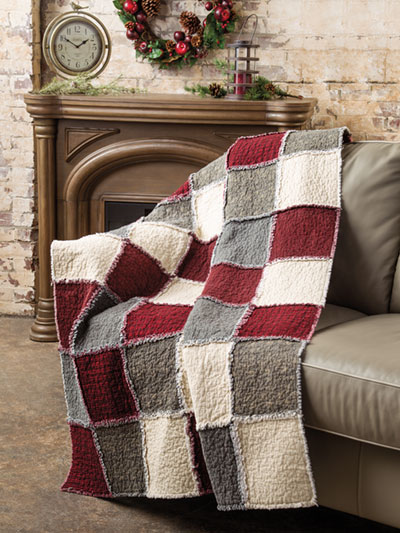Comfortable quilt patterns found in the 2019 quilting calendar
