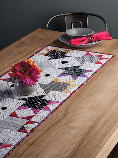 Table runners for your table to quilt fast and easy quilt patterns