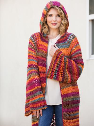 6e67a12cb Crochet Cardigan   Vest Patterns - Coatigan of Many Colors Crochet ...