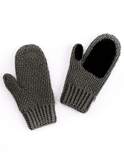Crochet Hat Gloves Patterns Family Mittens Crochet Pattern