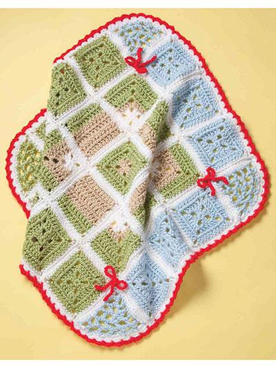 Baseball crochet afghan pattern