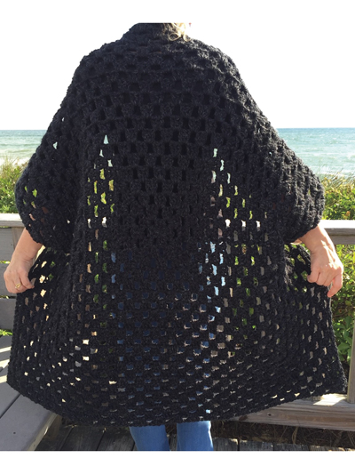 Duster Crochet Pattern