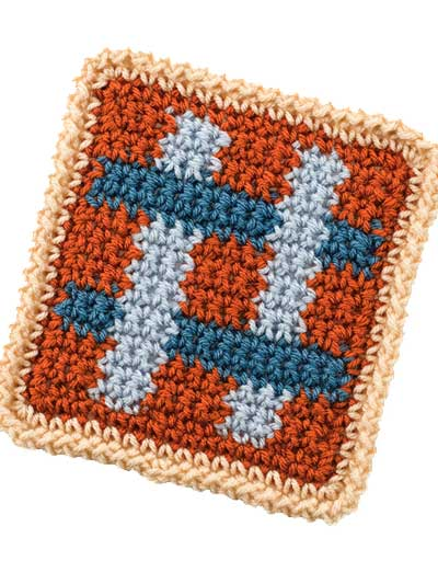 Crochet Patterns Out Of Print Patterns Single Crochet From A