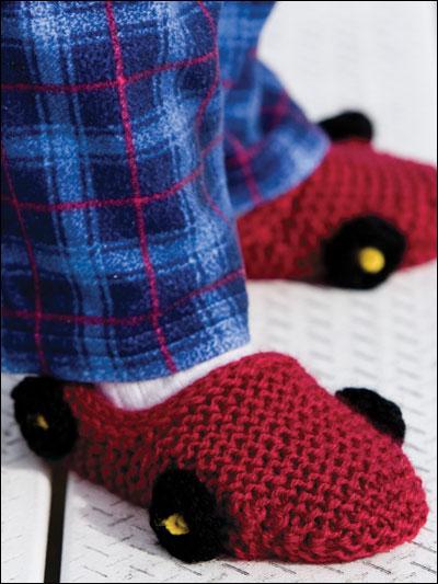 Beginner Knitting Patterns Knit A Dozen Plus Slippers
