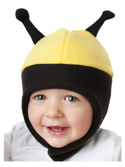 0ea156f8180 Easy-to-sew fleece hats in fun animal styles that are great costume toppers  or cozy for every day!