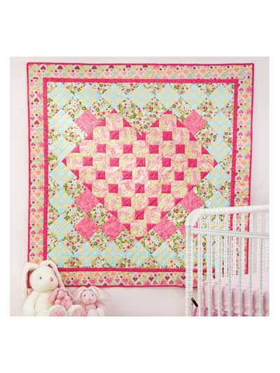 Quick Easy Quilts For Kids 141336
