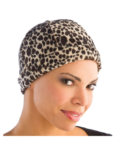 b1165abf12e Going through cancer treatment is tough. Express your support for a loved  one by sewing a soft and cozy chemo cap.