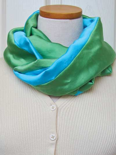 Women\'s Clothing Sewing Patterns - Infinity Scarf