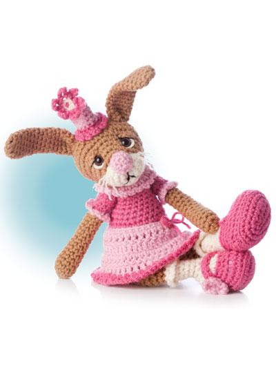Amigurumi Book Crochet Pattern - One Dog Woof | 533x400