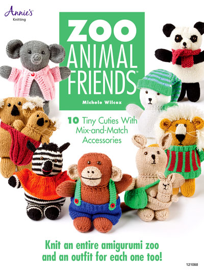 Animal, Doll and Toy Knitting patterns