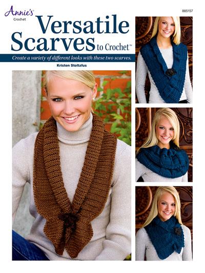 Versatile Scarves to Crochet