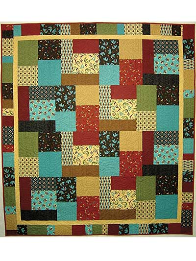 Beginner quilt patterns easy quilt patterns for beginners page 1.