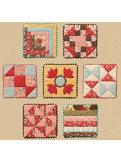 Pot Holder Patterns - Pot Holder Sewing Patterns - Page 1