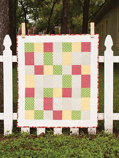 Beginner Quilt Patterns Window Seat Quilt Pattern