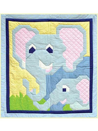 Applique Baby Quilt Patterns & Kids Quilt Designs - Page 2
