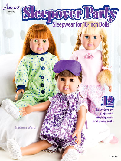 Sewing Patterns for Sleepwear for Dolls