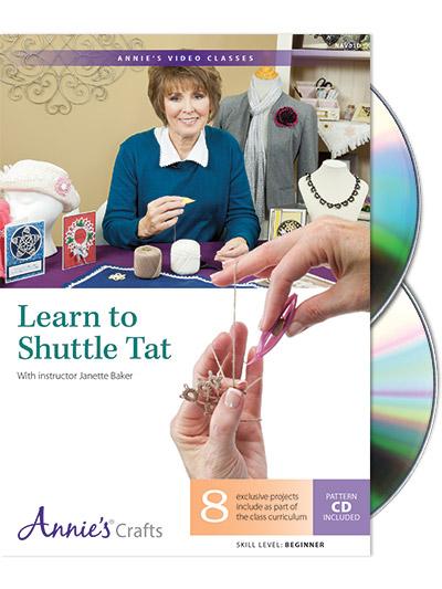 Annie/'s Books-learn To Tat