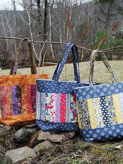 Mary Elizabeth Tote Bag Sewing Pattern