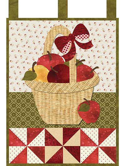 Wall Hanging Quilt Patterns September Wall Hanging Quilt Pattern