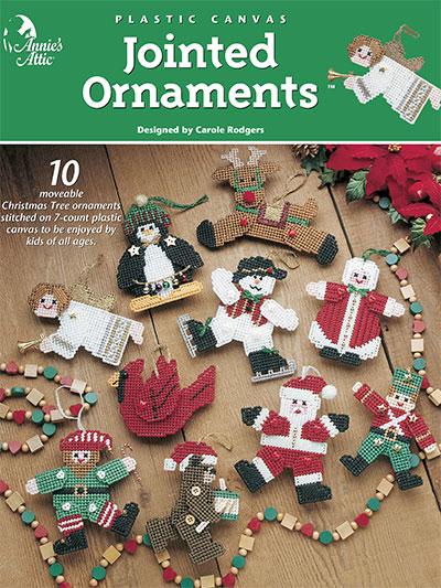 photo regarding Free Printable Plastic Canvas Christmas Patterns known as Plastic Canvas Publications - Webpage 1