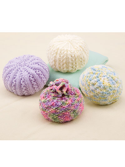 Easy Knits For Babies Kids Baby Hats Knit Pattern