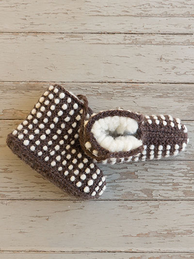 Baby Kids Knit Downloads Bab Clog N Soc Knit Pattern