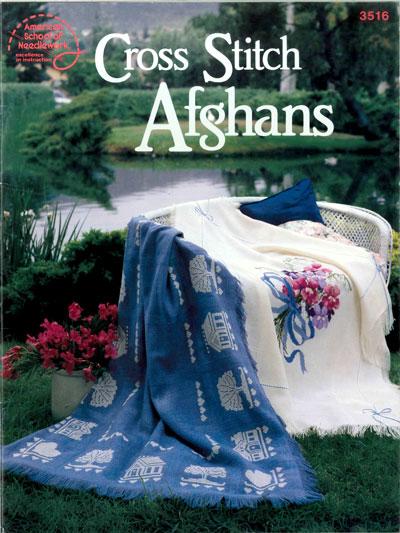Cross Stitch Afghans