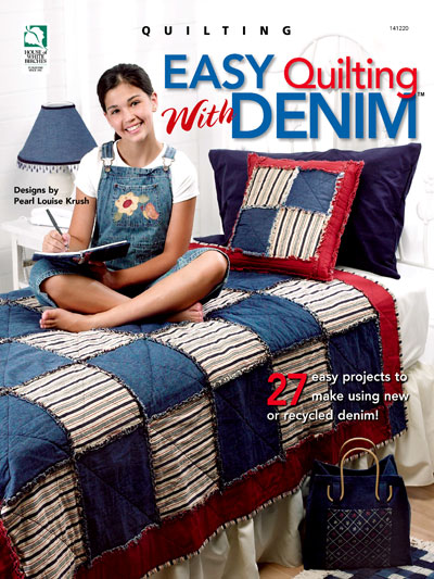 Easy Quilting With Denim