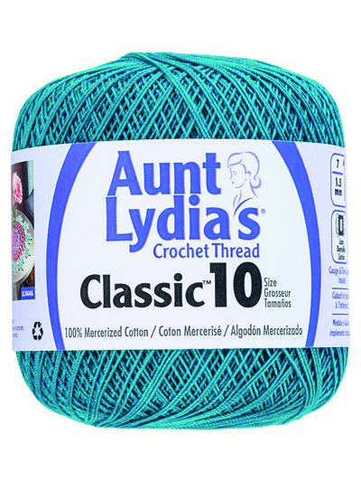 Aunt Lydia's� Classic Crochet Thread Size 10
