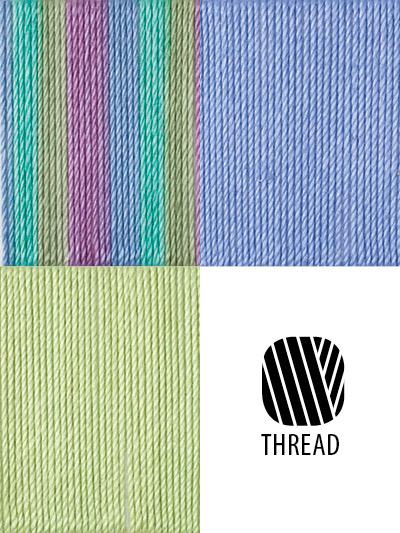 Machine Washable Yarns Aunt Lydias Fashion Crochet Thread Size 3