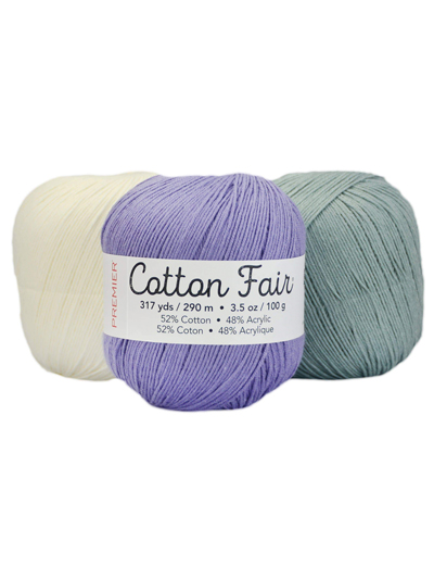 Premier� Yarns Cotton Fair