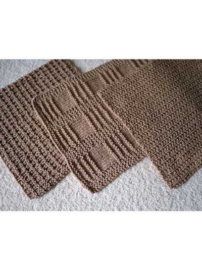 Beginner Knitting Patterns Im A Soft Touch Knit Dishcloths