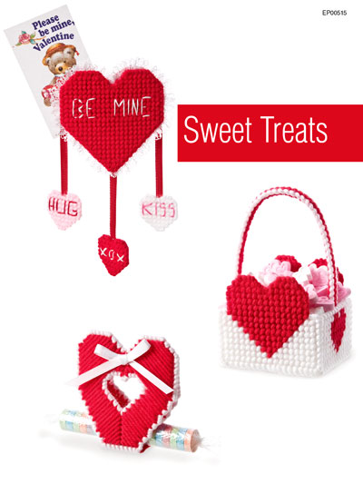 Sweet Treats Plastic Canvas Pattern