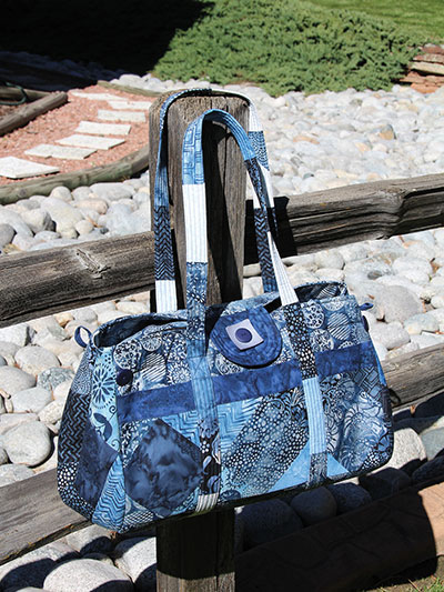 Handbags, Tech Cover & Wallet Sewing Pattern - Big Easy for Charms ...