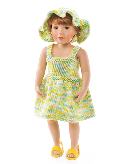 Knit Doll Clothing Patterns Page 1