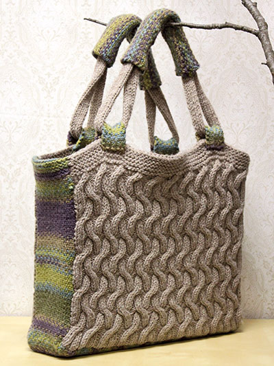 Visby Purse Knit Pattern