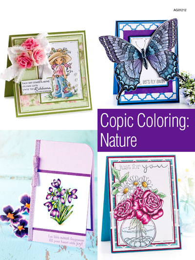 Copic® Coloring: Nature