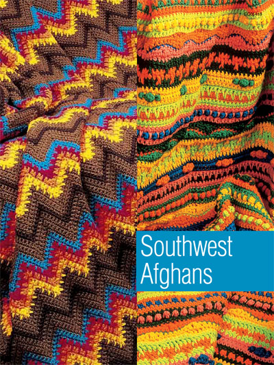 Crochet southwest afghan patterns